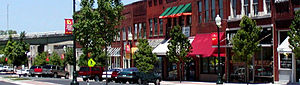 Dalton, Georgia - Downtown Dalton