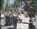 Concert in Freeway Park, Seattle, 1979.jpg