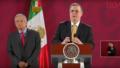 Conferencia de prensa mañanera Andrés Manuel López Obrador - Marcelo Ebrard - 12 de noviembre de 2019.png