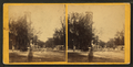 Congress Street, Central Cong. Church, Portland, Maine, from Robert N. Dennis collection of stereoscopic views.png