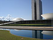 National Congress of Brazil building