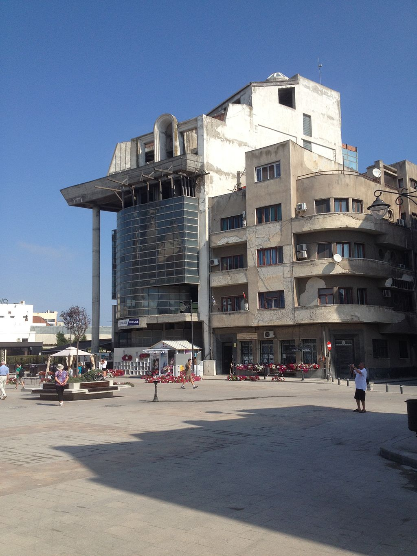 Constanta Stadtzentrum