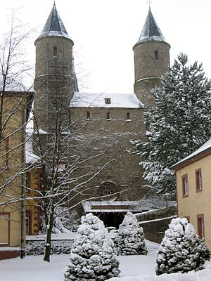 Steinfeld Abbey - Steinfeld Basilica