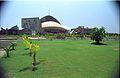 Convention Centre Complex Under Construction - Science City - Calcutta 1996-April 893.JPG