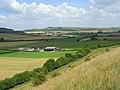 Coombe Barn Farm, Maiden Bradley - geograph.org.uk - 907448.jpg