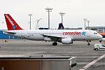 Corendon Airlines, ES-SAK, Airbus A320-214 (22367267016).jpg