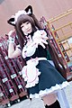 Cosplayer of Chocola, Nekopara at FF29 20170212c.jpg