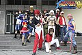 Cosplayers of The King of Fighters '98 at CWT T16 20160828a.jpg