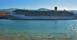 Costa Mediterranea - Image: Costa Mediterranea Argostoli