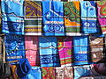 Cotton printed lamba at market stall in Madagascar.jpg