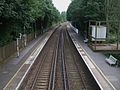 Coulsdon South stn high southbound.JPG