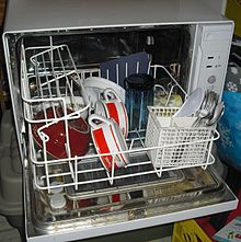 North American Counter Top Dishwasher
