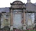 County family memorial, Irvine Old Parish Church, North Ayrshire.jpg