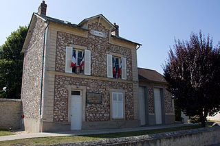 Courdimanche-sur-Essonne Commune in Île-de-France, France