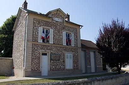 Comment aller à Courdimanche-Sur-Essonne en transport en commun - A propos de cet endroit