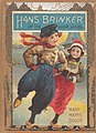 Cover Hans Brinker, or The silver skates by Rudolph Mencl, 1913.jpg
