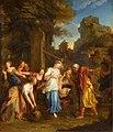 Coypel, Antoine - Eliezer and Rebecca - 1701.jpg