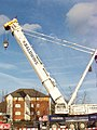 Crane for A40 Bridge works - geograph.org.uk - 313376.jpg