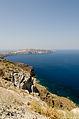 Crater rim - view from Athinios port - Santorini - Greece - 06.jpg