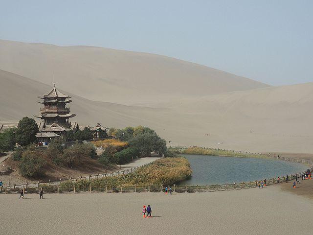 Mingsha Shan