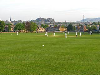 Cricket in Scotland