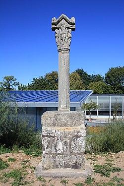 Croix de la route de Brech (Plumergat) 4583.JPG