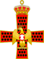 Cross cross of the order of the eagle of georgia.png