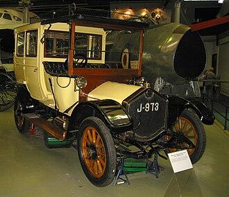 Crossley - Image: Crossley 1909