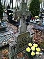 Crucifix in Cemetery in Slawno GrMOs2019 (Stanislaw Polski).jpg