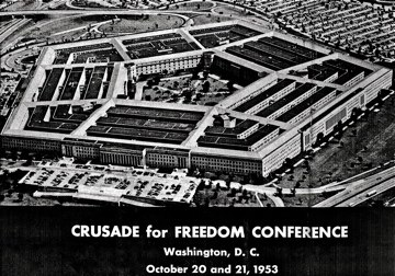 Crusade Pentagon Conference