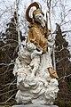 Csákánydoroszló, Nepomuki Szent János-szobor 2021 05.jpg
