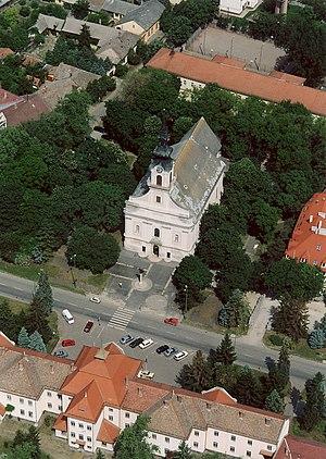 Csongrád - Nagyboldogasszony (Holy Virgin) Church