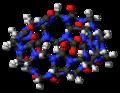 Cucurbit(7)uril (side) 3D ball.png