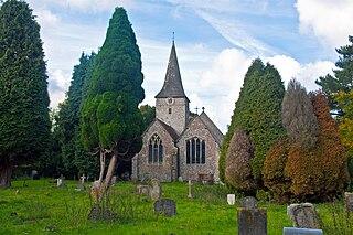 Cudham Human settlement in England