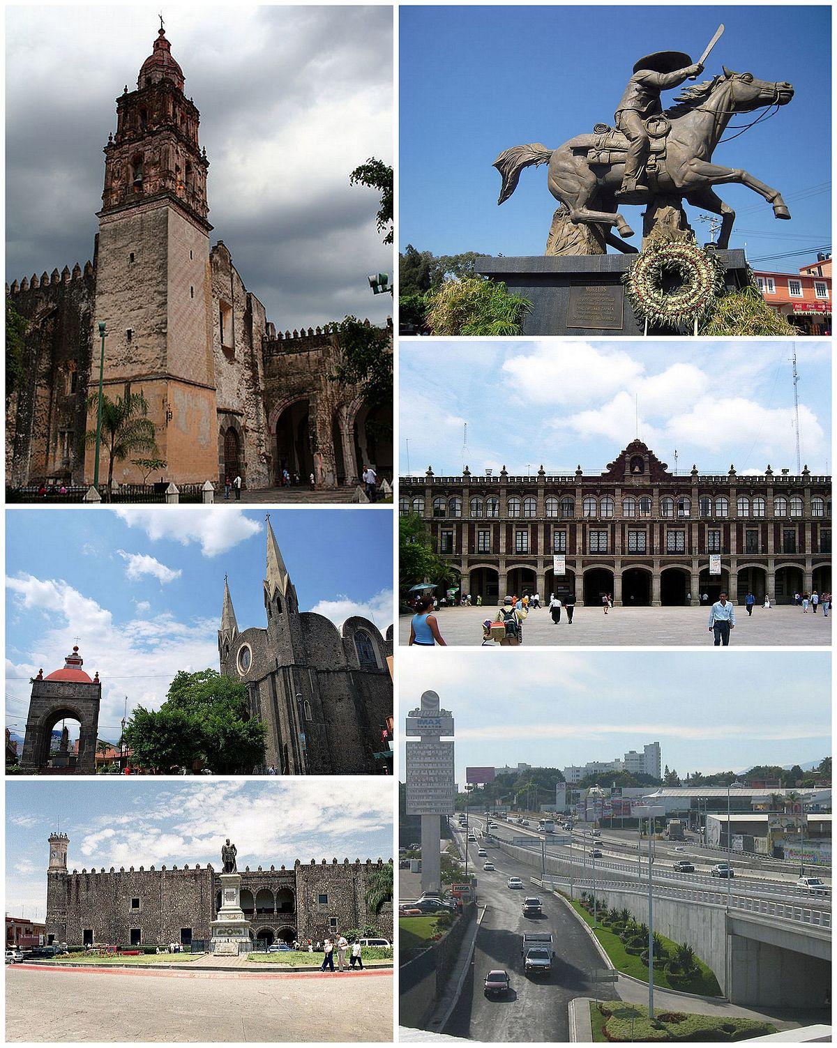 Cuernavaca wikipedia la enciclopedia libre Jardin villa serrano cuernavaca