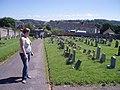 Cullompton , Cullompton Cemetery - geograph.org.uk - 1217436.jpg