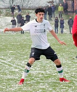 Curtis Jones (footballer) English footballer