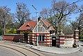 Döbling (Wien) - Heiligenstädter-Park, Rothschild-Pförtnerhaus (1).JPG