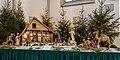 Dülmen, St.-Viktor-Kirche, Innenansicht, Krippe -- 2018 -- 0612.jpg