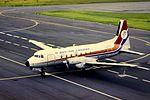 DA HS 748 G-ARRW at NCL (16108914856).jpg
