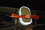 DH.4 detail, National Museum of the US Air Force, Dayton, Ohio, USA. (29685016377).jpg