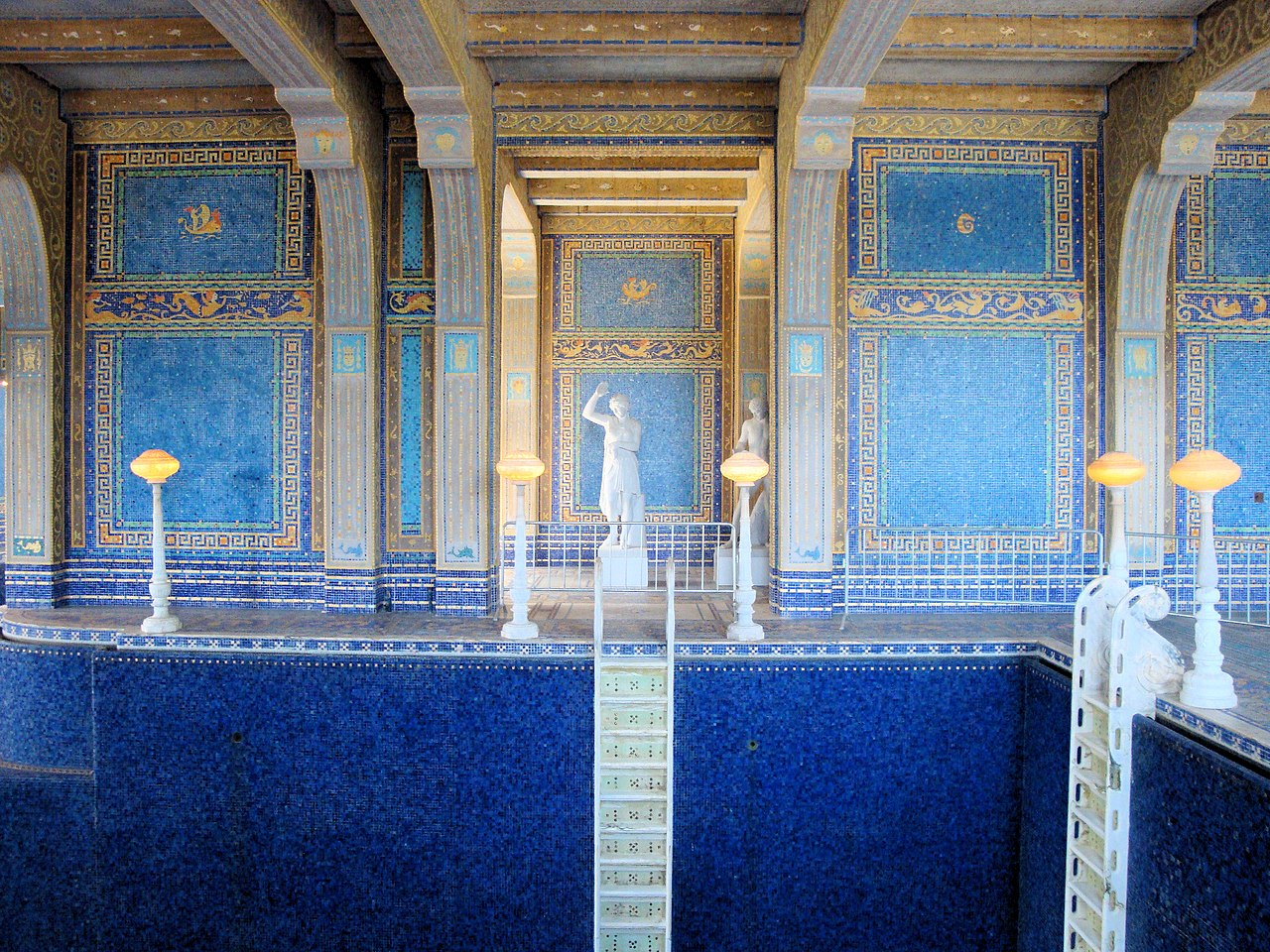 File Dsc27486 Hearst Castle San Simeon California Usa