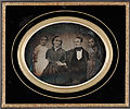 Daguerreotype. Town council member with his family..jpg