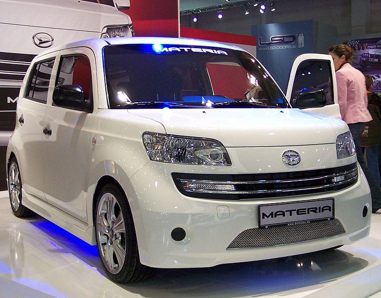 Daihatsu Materia (2008)