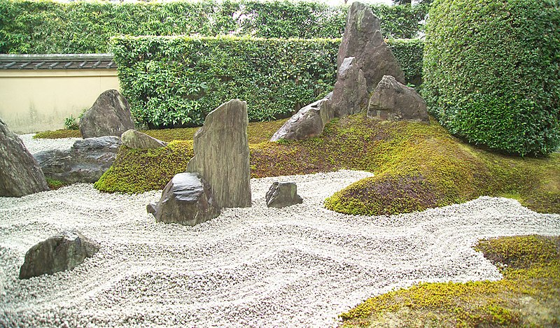 File daitokuji zuihoin zuihotei wikimedia commons - Creer un mini jardin japonais ...