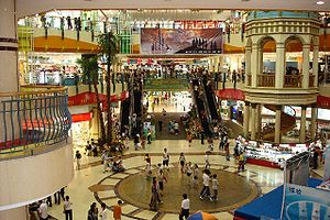 Dalian large Shopping Mall 2005