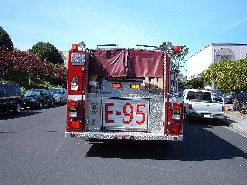 Fire Department Daly City