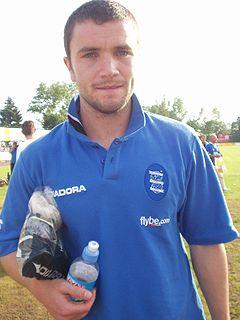 Damien Johnson footballer