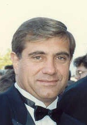 Dan Lauria - Lauria at the 41st Emmy Awards on September 17, 1989
