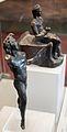 Dancing satyr - bronze statue.jpg